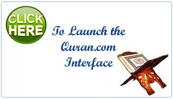 quran interface